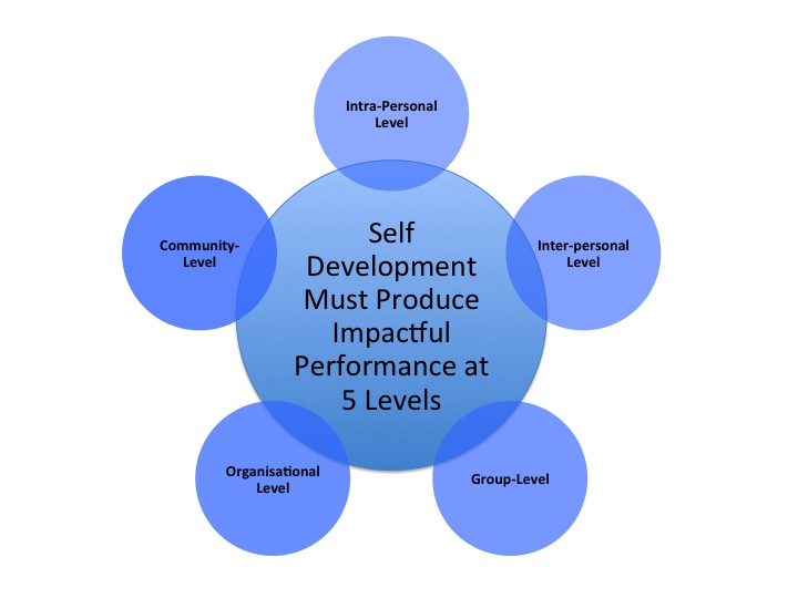 Your Performance Impact Areas